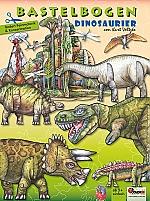 Dinosauriërs 3D knutselset