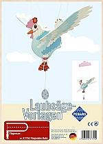 Figuurzaag voorbeeld vliegende kip