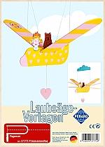 Figuurzaag voorbeeld prinsessenvlucht