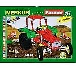 Merkur constructie farmer set