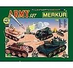 Merkur constructie army set