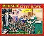 Merkur constructie kitty hawk