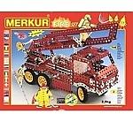 Merkur constructie fire set