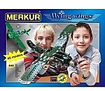 Merkur constructie flying wings