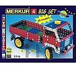 Merkur constructie big set 4