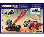 Merkur constructie big set 8