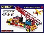 Merkur constructie inventor III