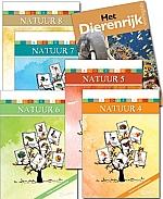 Blokboek Natuur Proefpakket | Groep 4 - 8