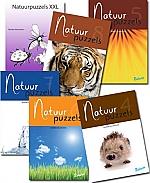 Natuurpuzzels Proefpakket | Groep 3 - 8