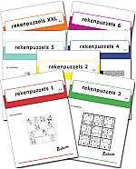 Rekenpuzzels Proefpakket | Groep 3 - 8
