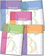 Metriek Stelsel Proefpakket | Groep 4 - 8