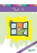 Blokboek Taal 3 | Groep 3