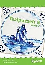 Taalpuzzels 5 | Groep 7