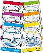 Taalpuzzels Proefpakket | Groep 3 - 8