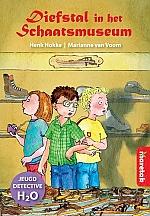 Diefstal in het Schaatsmuseum | vanaf 8 jaar