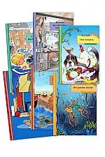 Giraf 5 (serie 6 delen) | vanaf 7 jaar