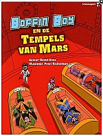 Boffin boy en de tempels van Mars | vanaf 9 jaar
