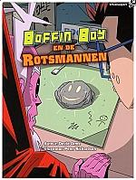 Boffin Boy en de rotsmannen | vanaf 9 jaar