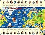 Larsen puzzels - Geschiedenis | vanaf 8 jaar