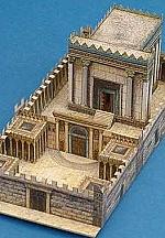 De tempel van Herodes
