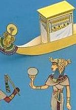 In het land van de Farao's