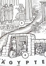 De geschiedenis van Jozef