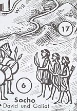 Saul, David en Salomo