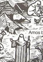 De profeet Amos