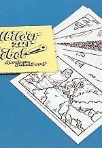 Bijbelse kleurplaten serie Abraham, Jakob en Jozef