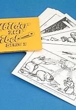 Bijbelse kleurplaten serie I