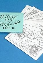 Bijbelse kleurplaten serie K