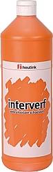 Gouache Interverf - 1 Liter Oranje