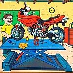 Techniek puzzel - werkplaats