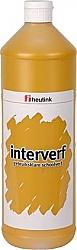 Gouache Interverf - 1 Liter Goud