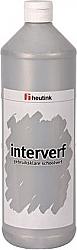 Gouache Interverf - 1 Liter zilver