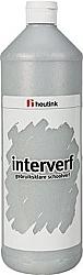 Gouache Interverf - 1 Liter transparant glitter