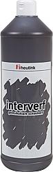Gouache Interverf - 1 Liter chocoladebruin