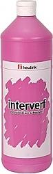 Gouache Interverf - 1 Liter roze