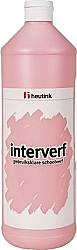 Gouache Interverf - 1 Liter lichtroze