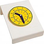 Klok uren en minuten individueel