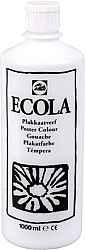 Gouache Ecola 1000 ml wit