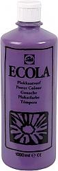 Gouache Ecola 1000 ml violet