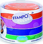 Stampo Colours Carnaval   vanaf 3 jaar