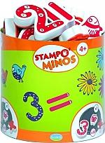 Stampo Minos cijfers   vanaf 4 jaar