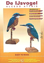 De IJsvogel (Alcedo atthis)