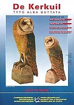 De Kerkuil (Tyto alba guttata)