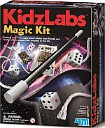 Kidzlabs Magic Kit 8 +