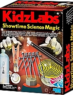 4M Kidzlabs Showtime Science Magic 8 +
