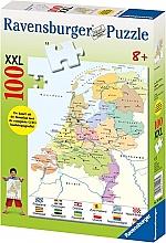 Nederland kaart CITO (100 XXL) 6 +