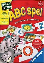 Ravensburger ABC spel 4 +